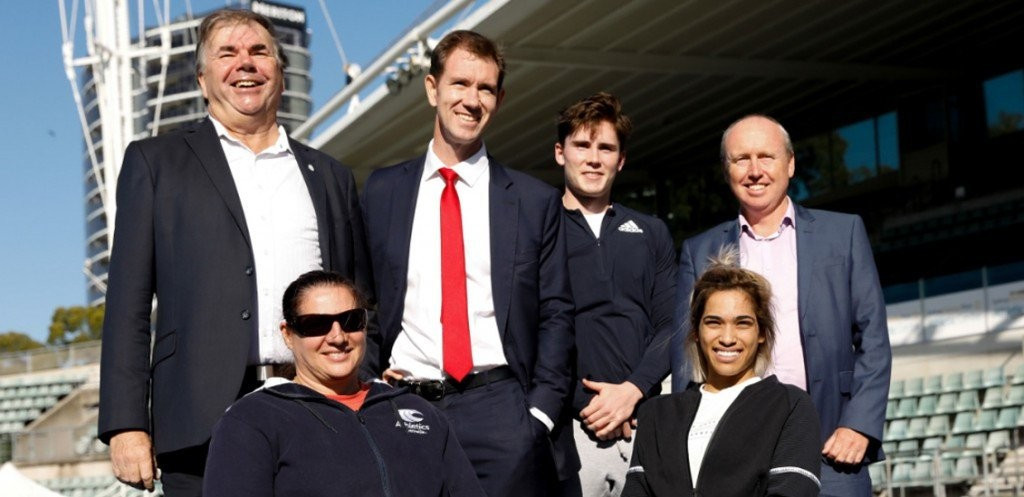 Australia's Labor Party to build $10 million Kurt Fearnley Centre of Excellence at Sydney Olympic Park