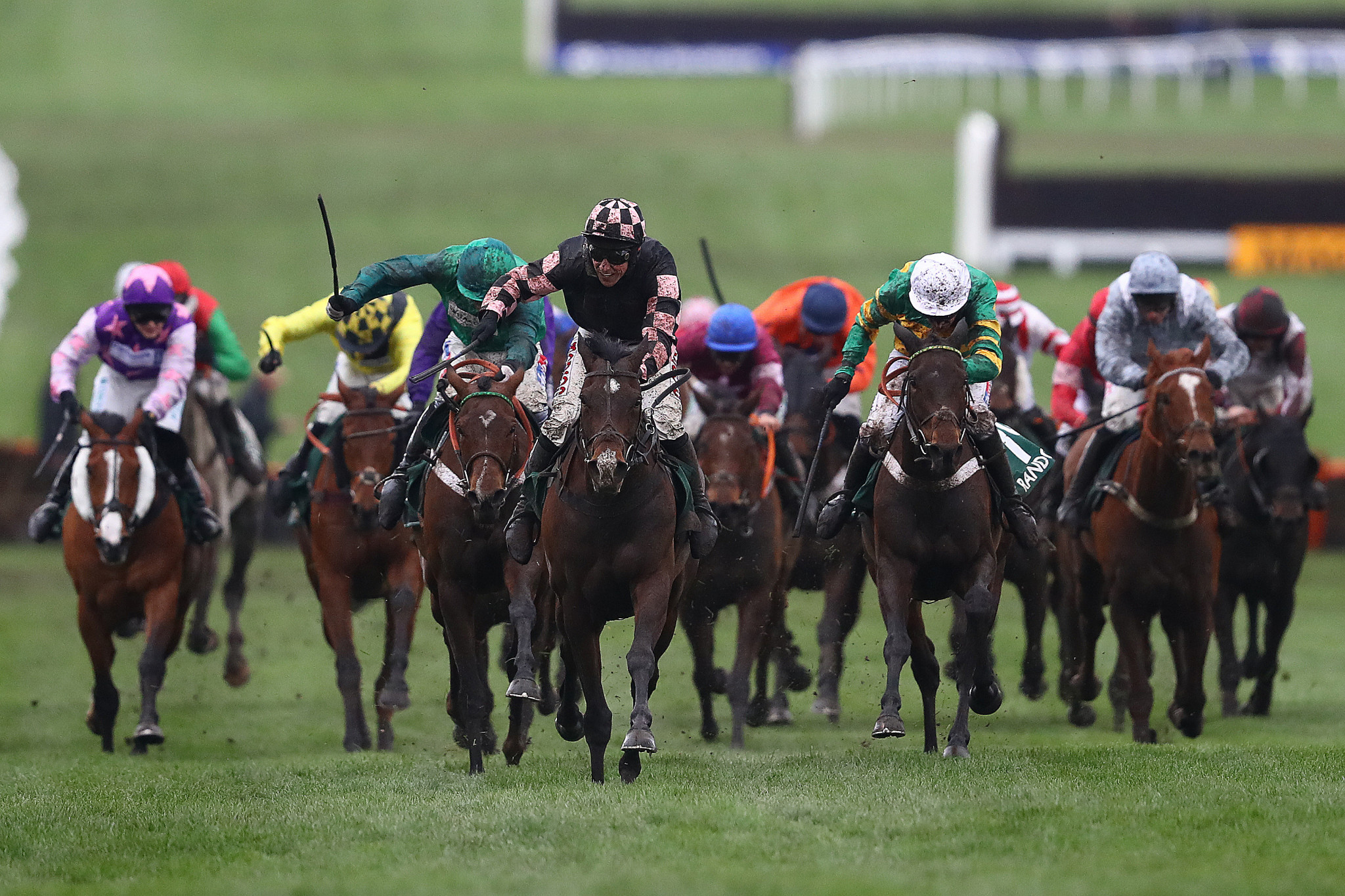 Jockey Club Services has offered a variety of back office and support services since October 2014 ©Getty Images