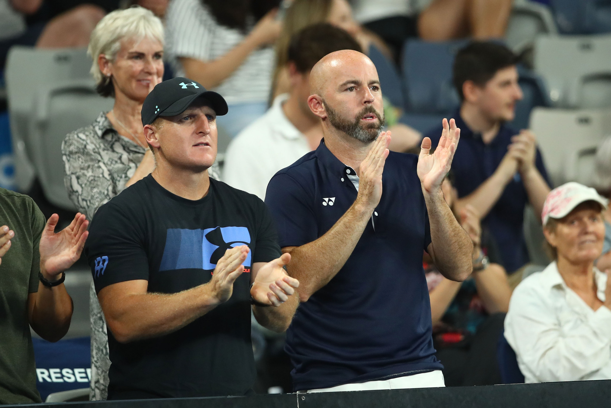 The International Tennis Federation has today announced the appointment of Jamie Delgado, right, as a player relations consultant ©Getty Images
