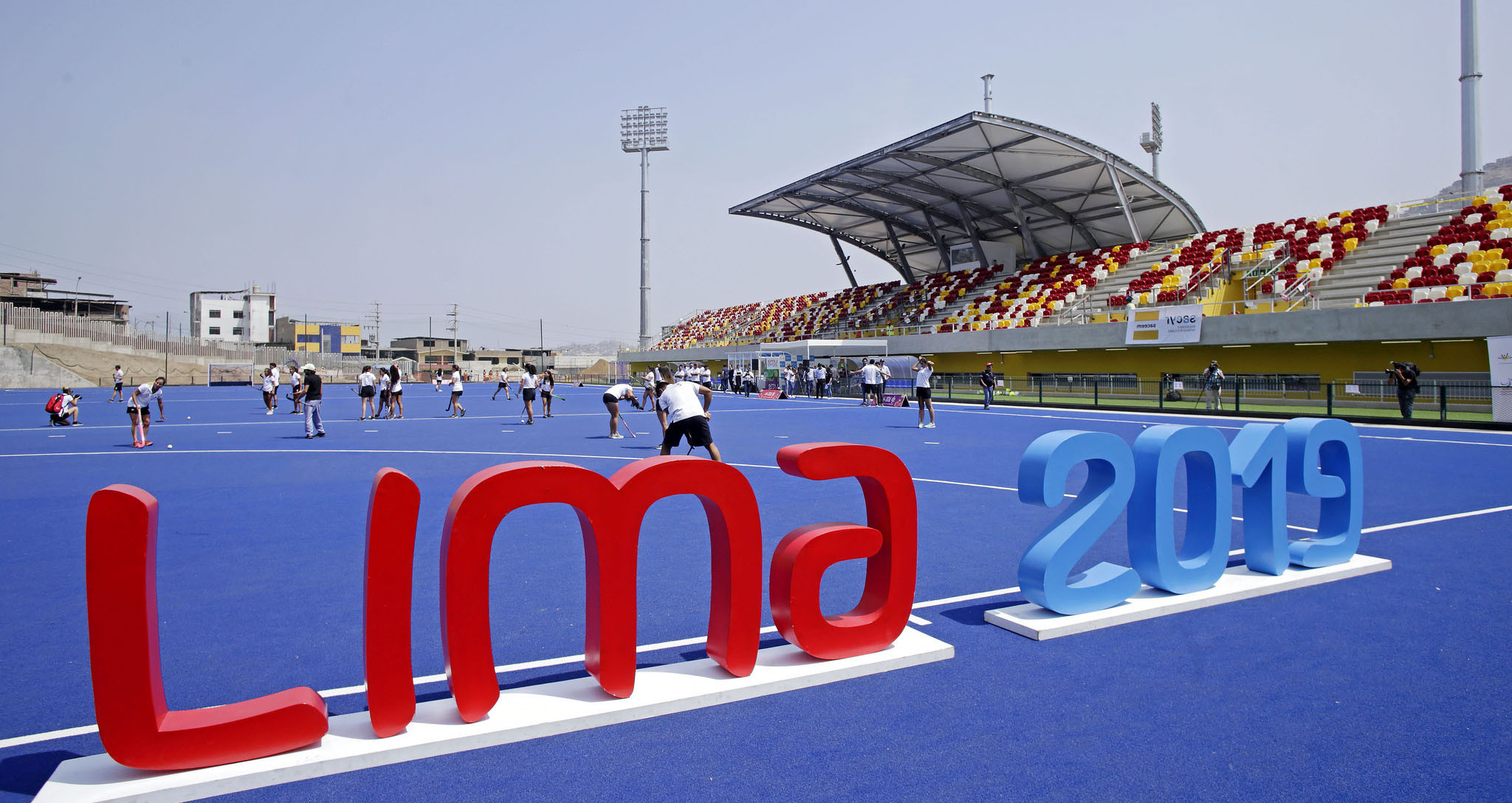 Seats for sporting events, and the Opening and Closing Ceremonies, at the Games can be bought on the Lima 2019 website and at approved ticket outlets ©Lima 2019