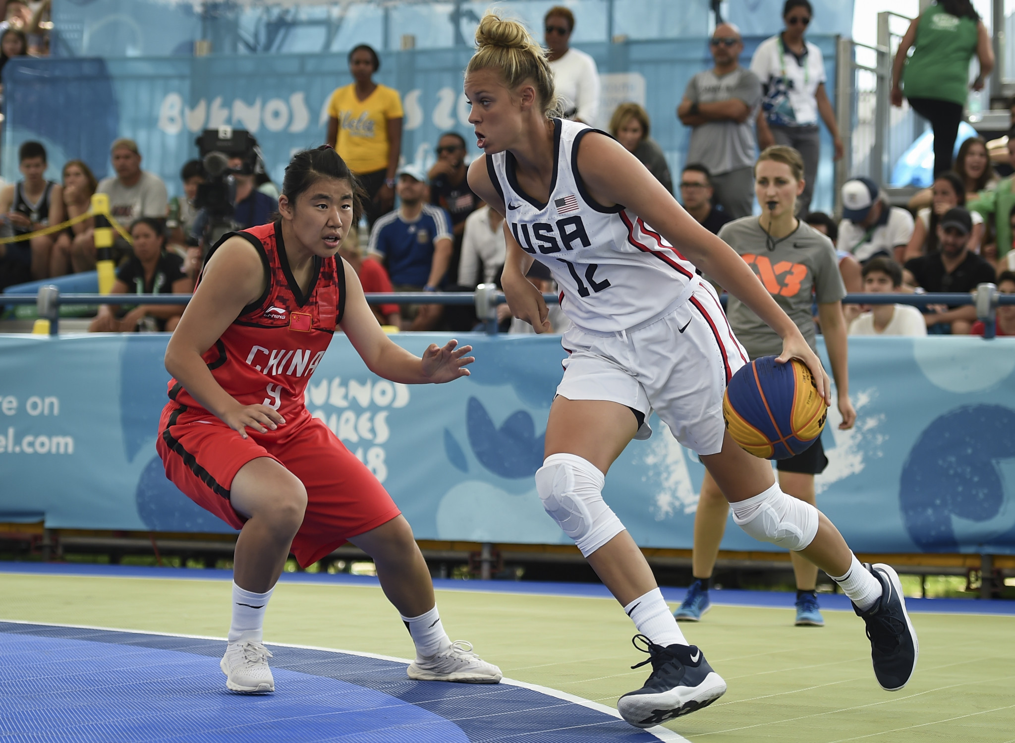 3x3 basketball will make its debut on the Summer Olympic Games programme at Tokyo 2020 ©Getty Images