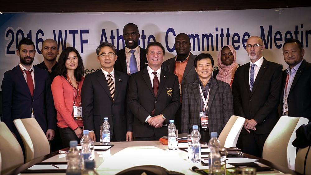 The World Taekwondo Athletes' Committee election results will be announced during the World Championships on May 19 ©World Taekwondo