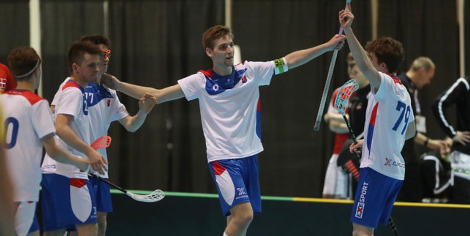 Finland make winning start to Men's Under-19 World Floorball Championships