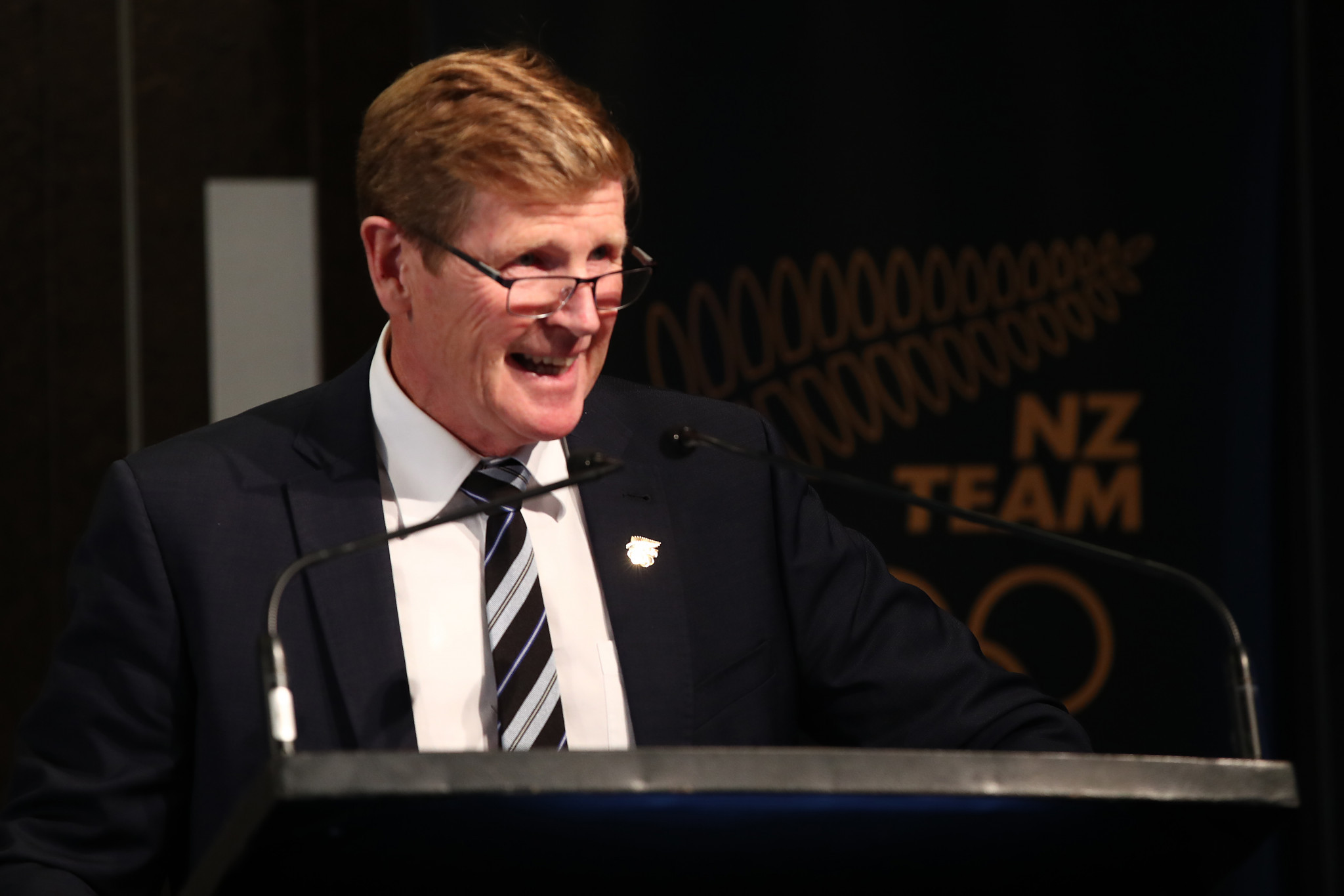 New Zealand Olympic Committee President acknowledges successful year as 2018 annual report presented