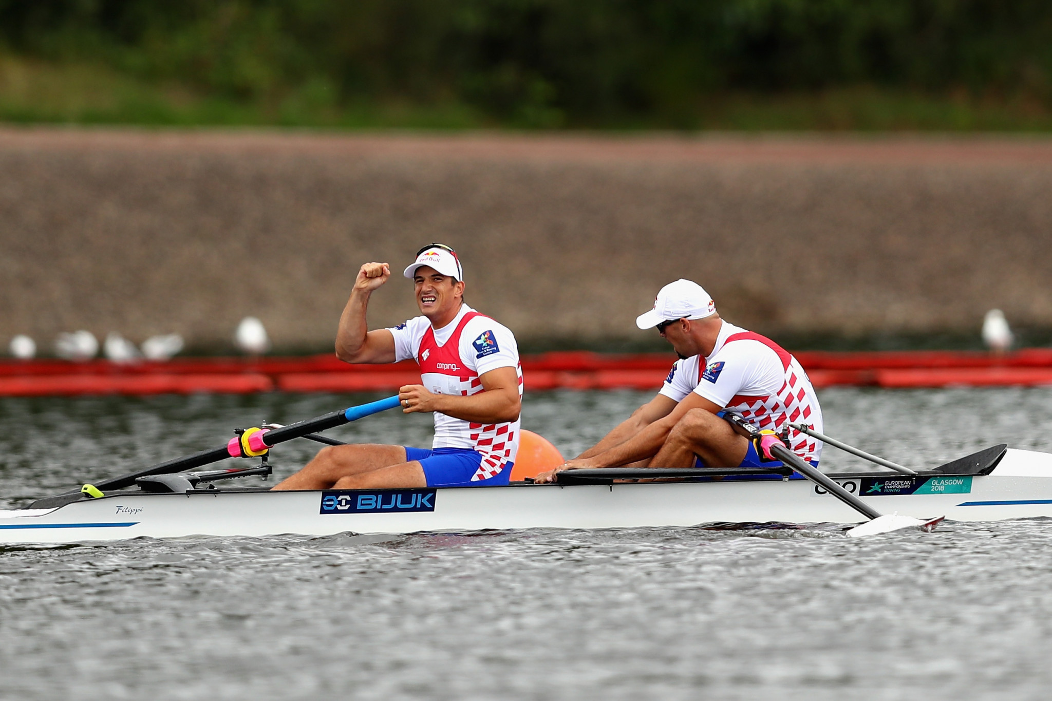 Croatia's Martin and Sinković brothers set to impress at opening 2019 World Rowing Cup in Plovdiv