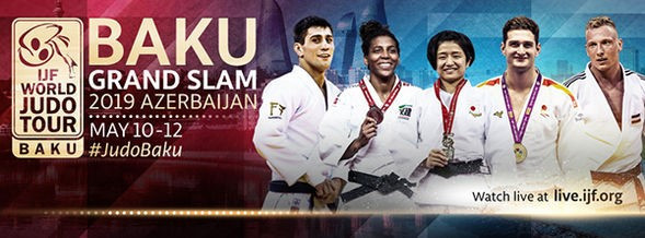 IJF World Tour returns to setting of 2018 World Championships with Baku ready to host Grand Slam