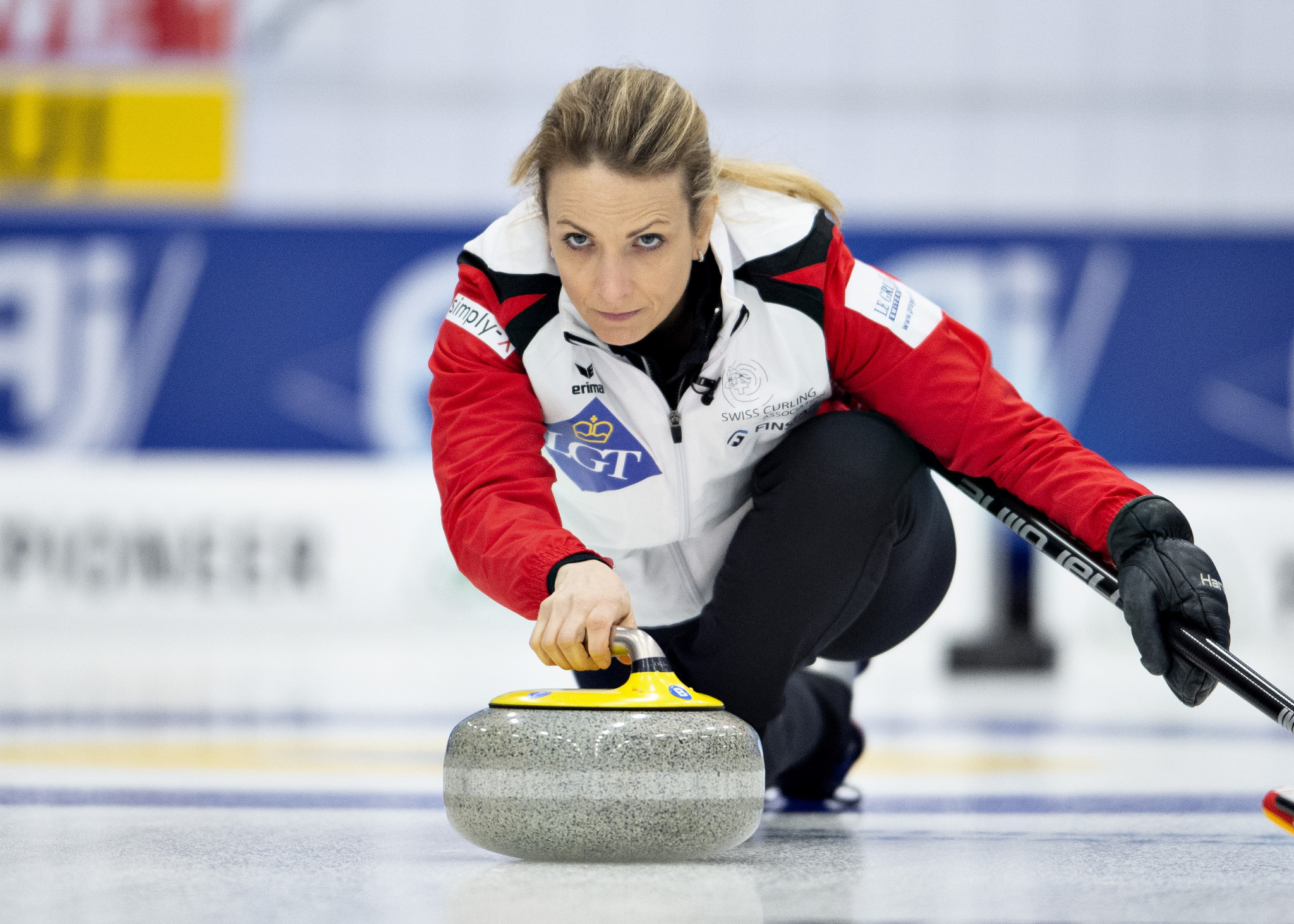 Olympic women's champions Sweden fall to second defeat at Curling World Cup Grand Final