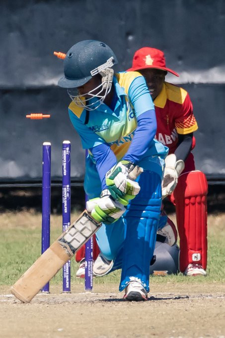 Zimbabwe book place in final of ICC Women's Qualifier Africa with victory over Rwanda