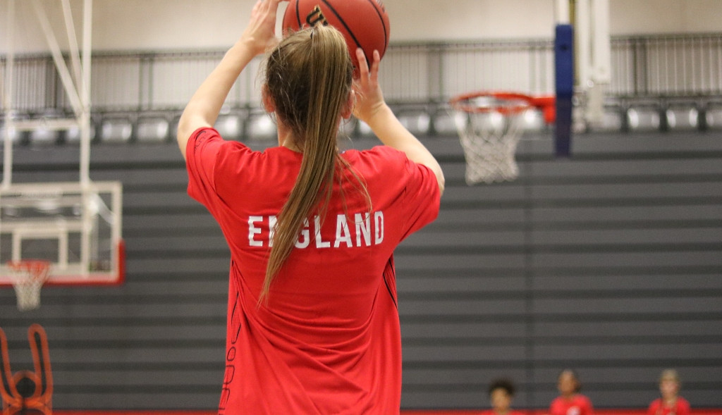 Partnerships with universities to help develop talent pathway launched by Basketball England