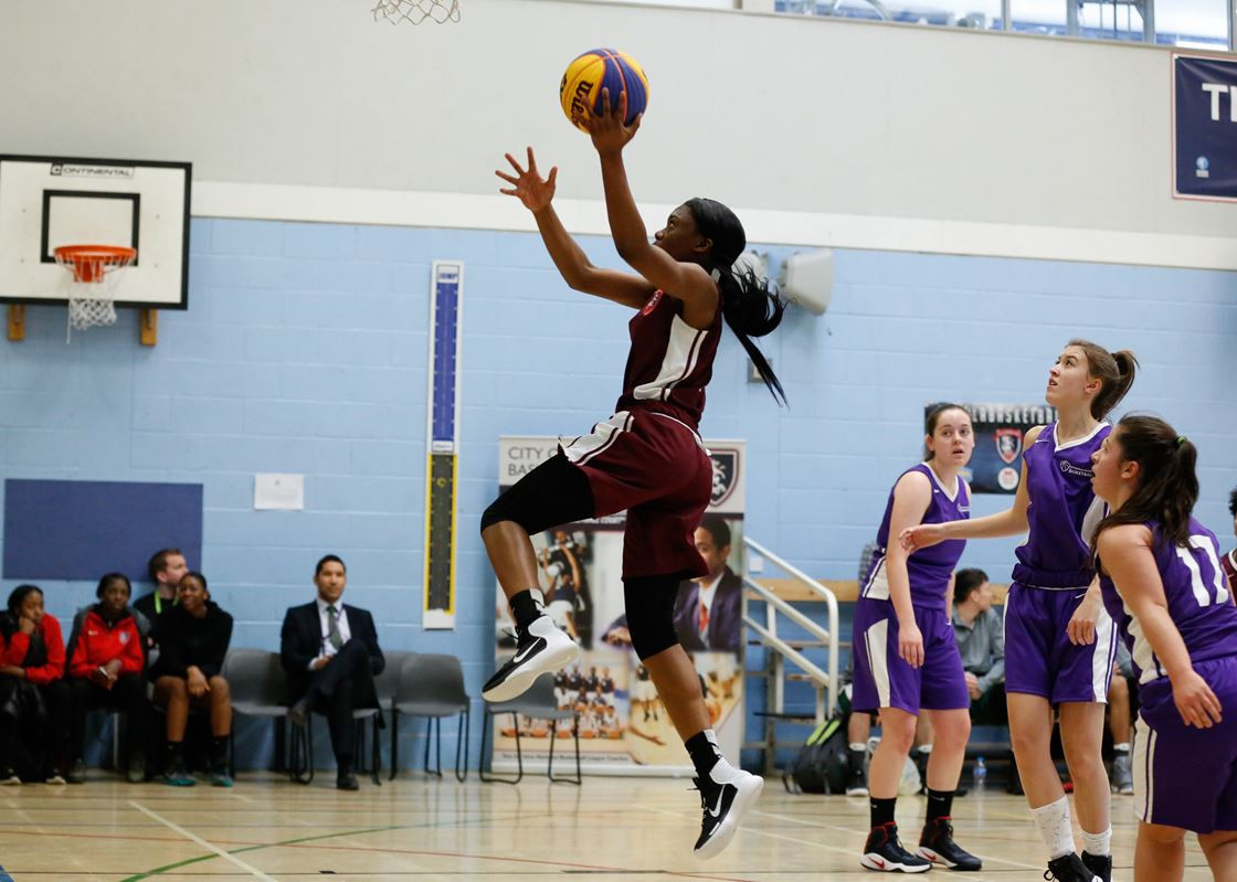 A series of regional hubs across the country are set to be launched by Basketball England in partnership with universities to help develop talent pathway ©Basketball England