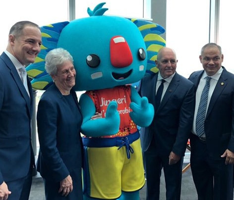 Borobi Day to celebrate Gold Coast 2018 mascot