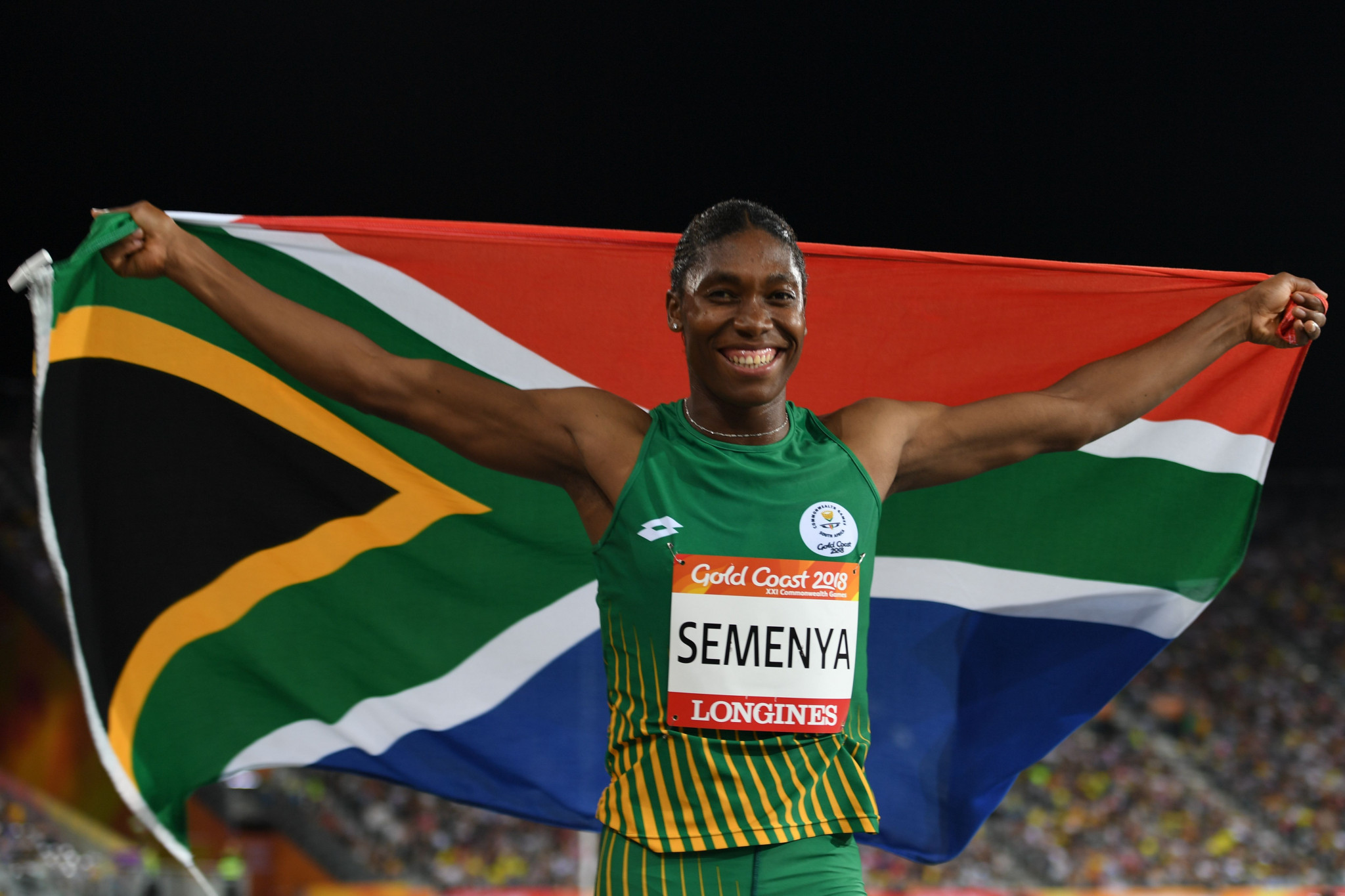 Exclusive: CGF write to IAAF over controversial new regulations affecting double Commonwealth Games champion Semenya