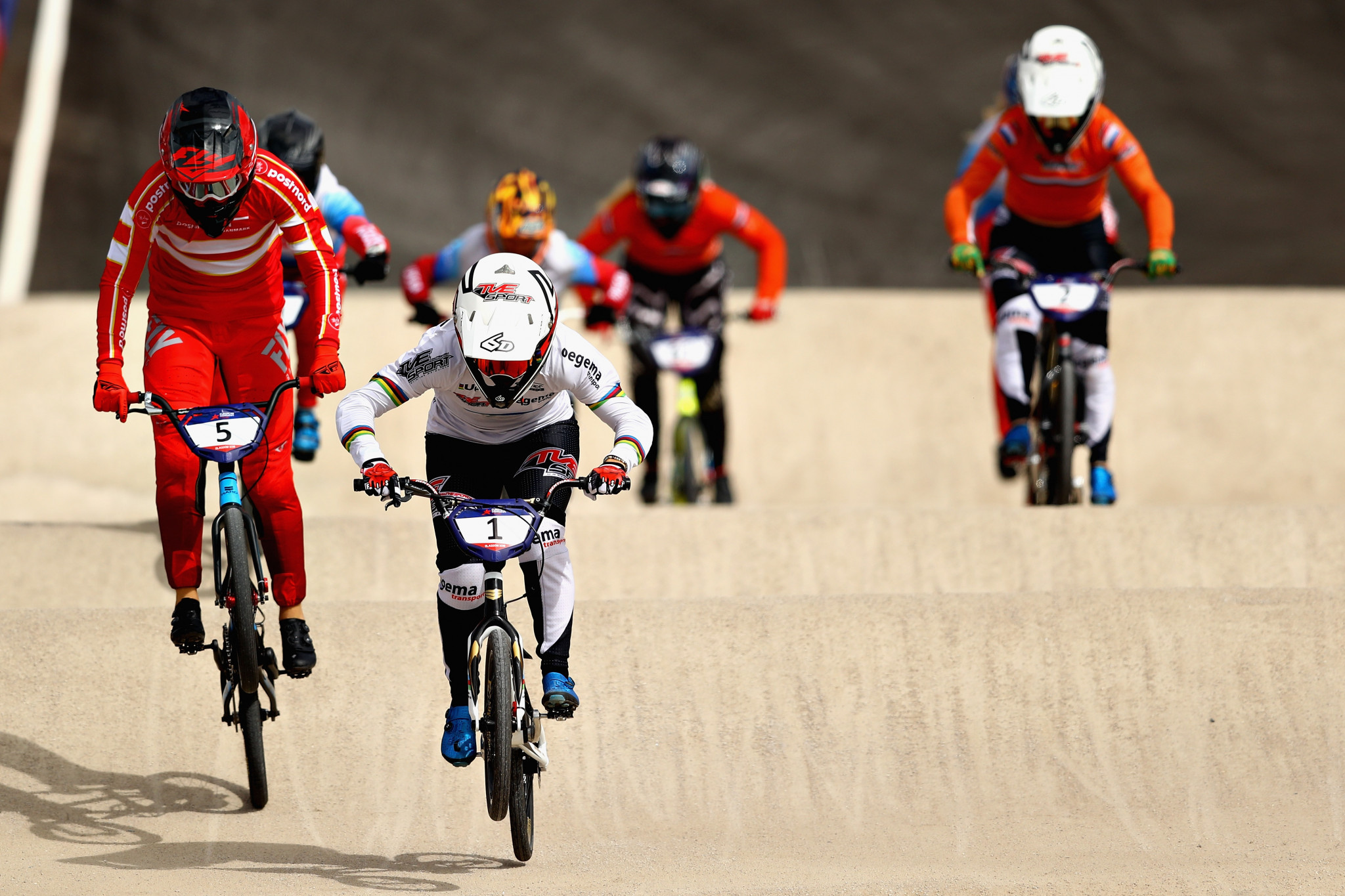 BMX Supercross World Cup season set to resume in Papendal