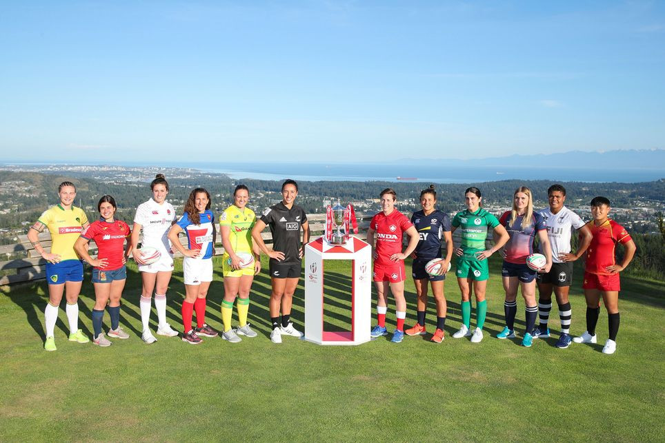 Canada out to secure second straight title at home World Rugby Women's Sevens Series event in Langford