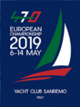 Racing could not be held today at the 470 European Sailing Championship with the direction and speed of the wind not stable on Marina degli Aregai in Italy ©470 European Sailing Championship
