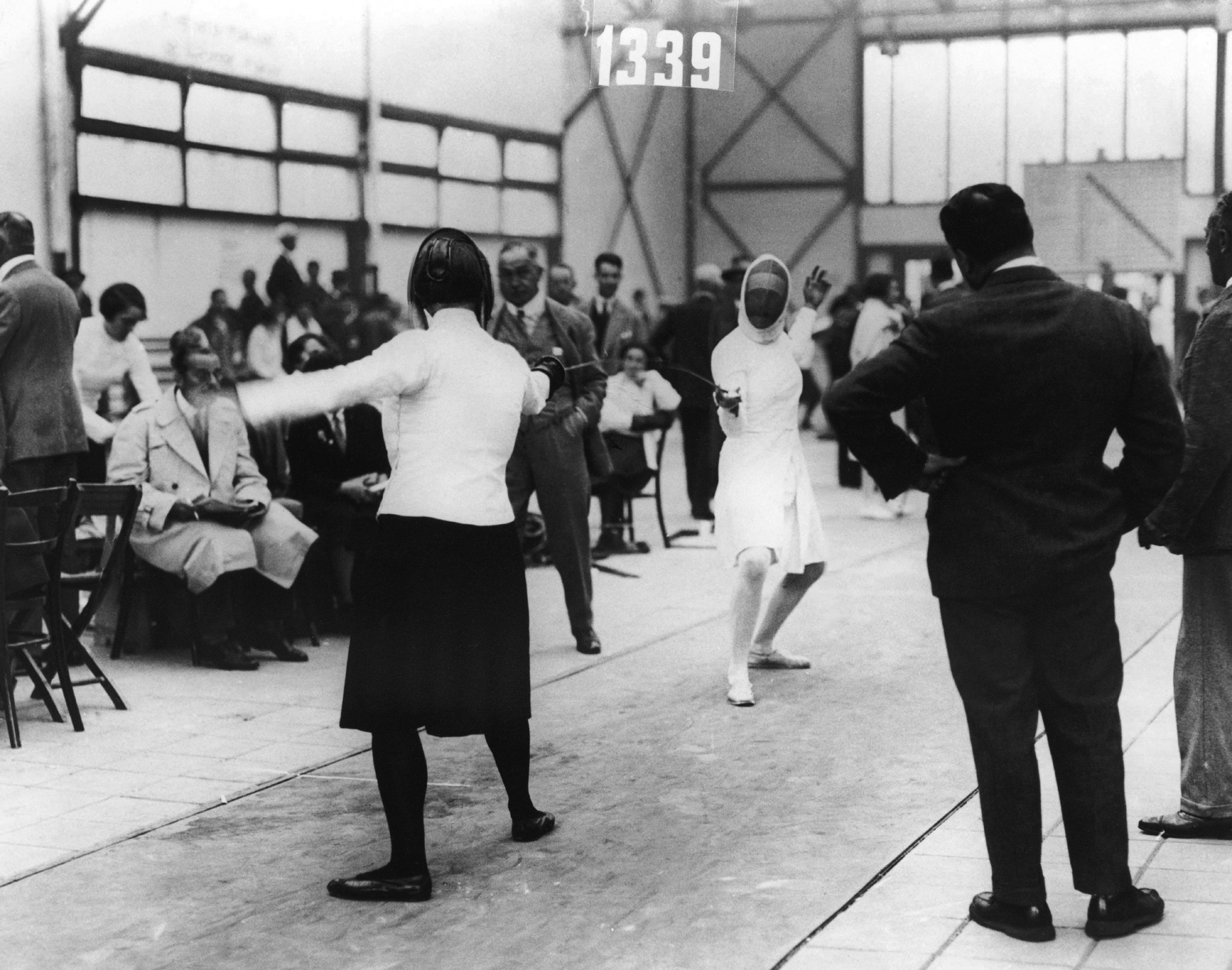 Fencing was among the early sports to hold a European Championships ©Getty Images
