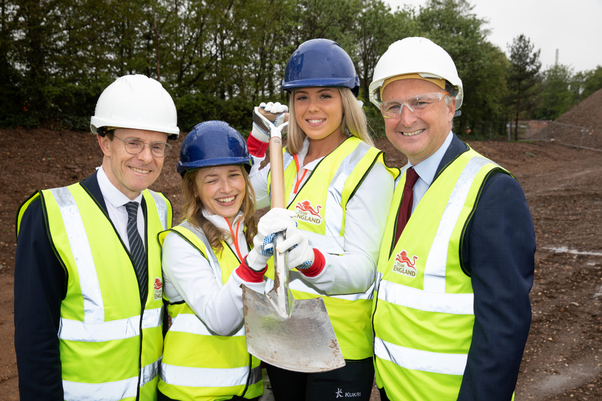 "Birmingham City Council leader praises ""innovative"" city as 2022 Commonwealth Games Athletes' Village construction begins"