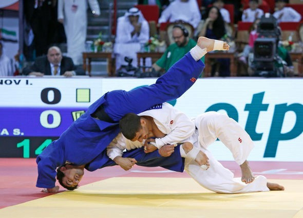 Ivanov carves name into Bulgarian history after winning gold at IJF Abu Dhabi Grand Slam