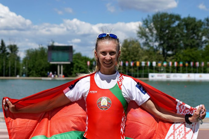 European champion Furman beats Olympic medallist Huang to gold at World Rowing Cup