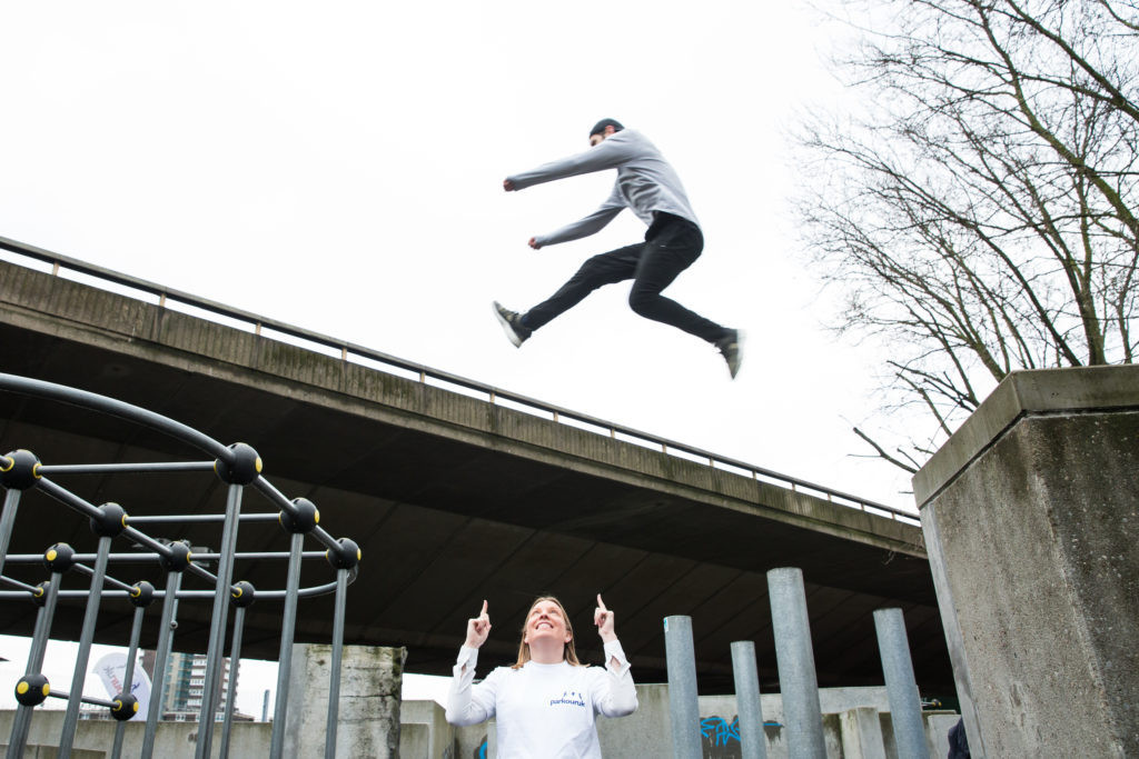 Former British Sports Minister Tracey Crouch has been appointed senior independent director of Parkour UK ©Parkour UK