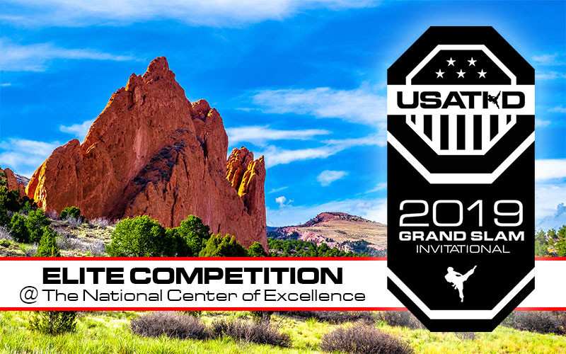 The events will take place in Colorado Springs later this year ©USA Taekwondo