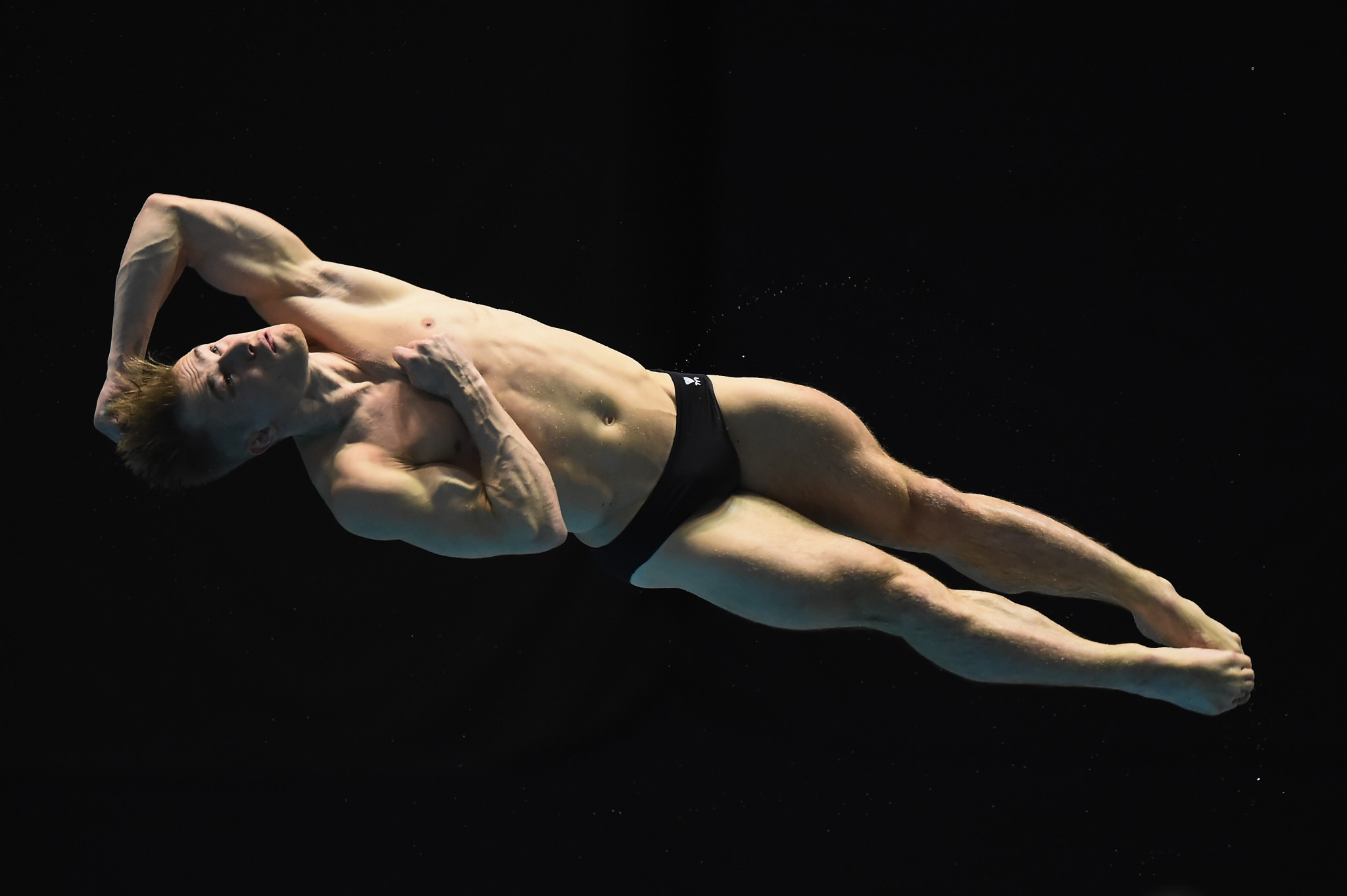 Jack Laugher of Britain claimed his first World Series gold medal since 2017 ©Getty Images