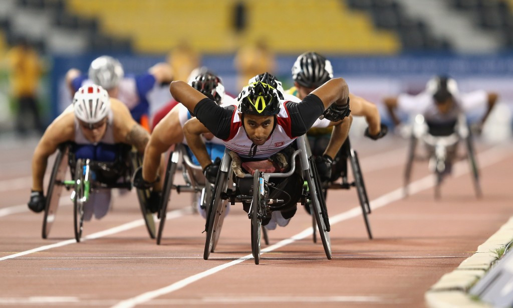 IPC Athletics World Championships end with fourth gold for Ktila as China top medal table