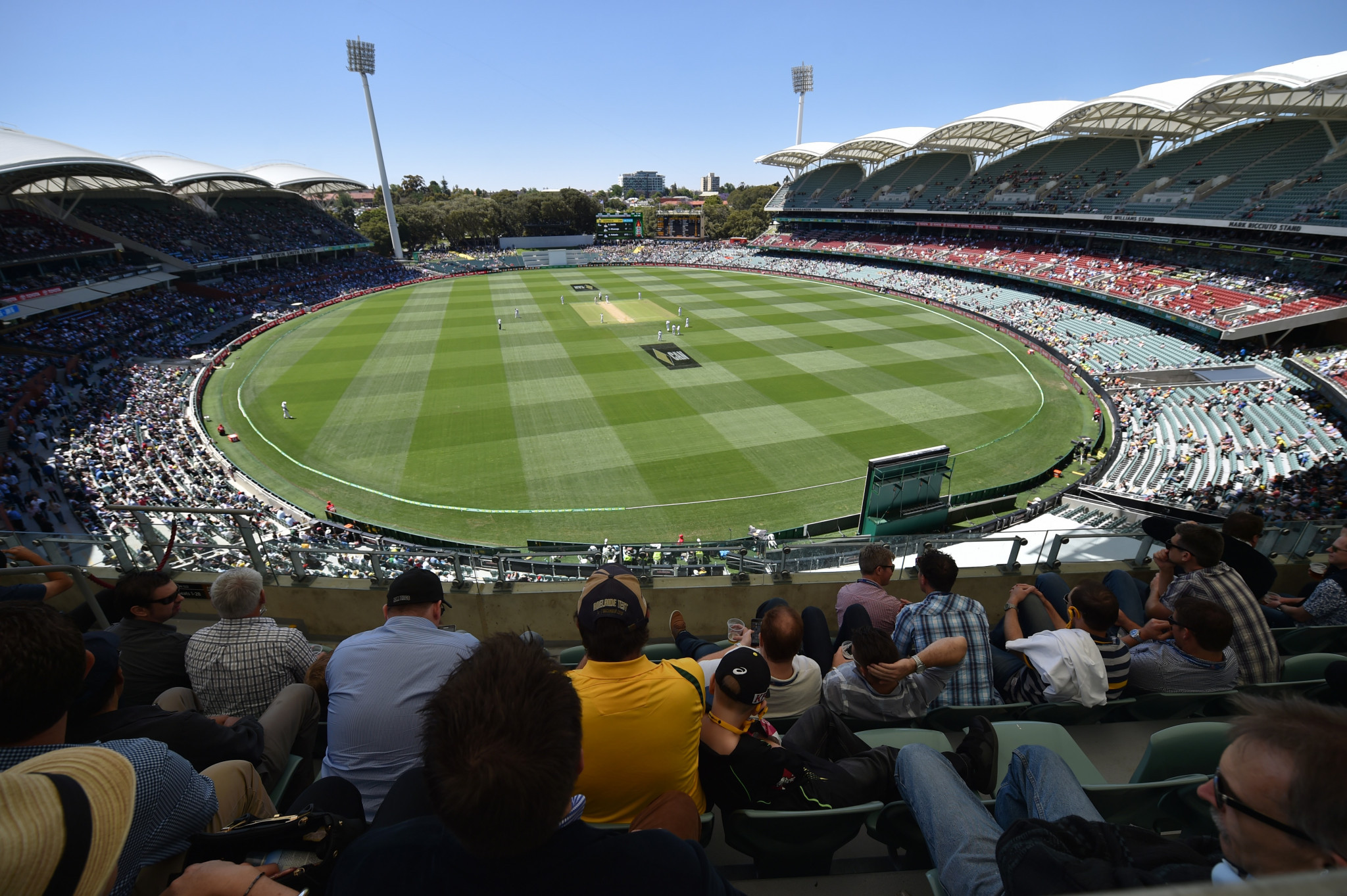 Adelaide is conducting a feasibility study with the view to bidding for the 2026 Commonwealth Games ©Getty Images