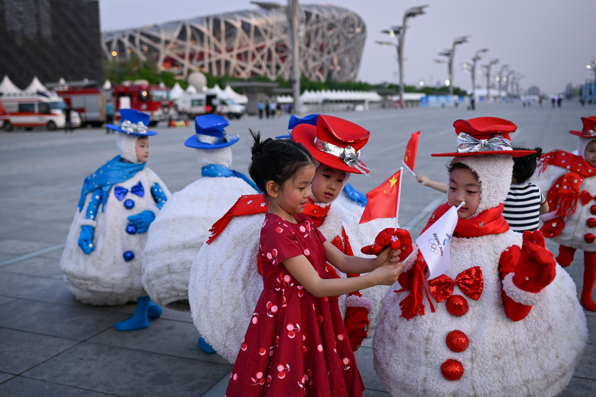 Lights, action and music as China marks 1,000-day countdown to Beijing 2022 Winter Games
