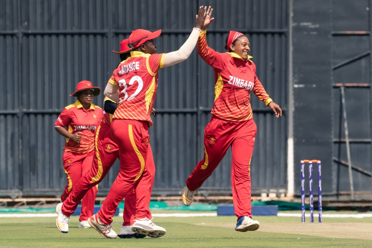 Zimbabwe complete perfect run to win ICC Women's Qualifier Africa 2019