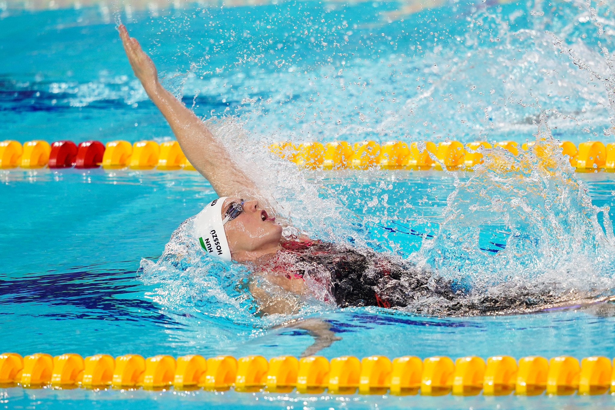 Hosszú clinches hat-trick of wins at home FINA Champions Swim Series in Budapest