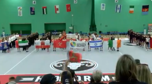 Isle of Man triumph at Netball Europe Open Championship