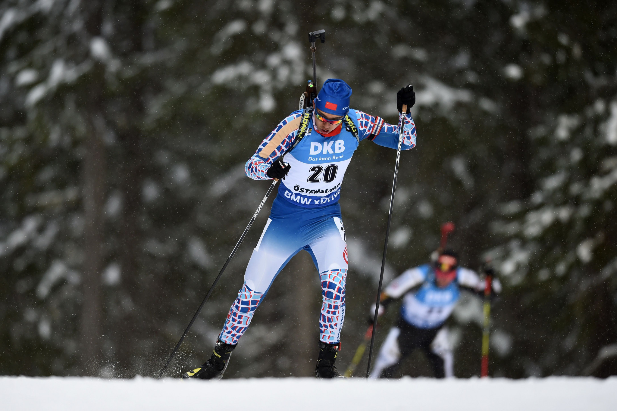 IBU President targeting Beijing 2022 as opportunity to enhance growth of biathlon