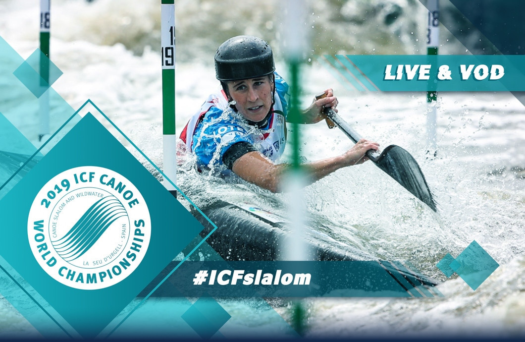 The ICF will partner the organisers of the 2019 Canoe Slalom and Wildwater World Championships in Spanish town La Seu d'Urgell ©ICF