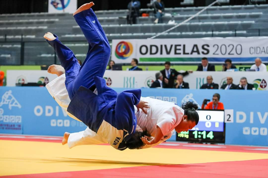 The IBSA Judo Grand Prix in Baku is taking place at Heydar Aliyev Sports Complex ©IBSA