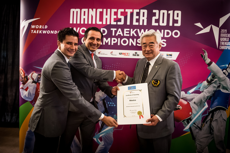 World Taekwondo Council announces Cancun and Manchester as Grand Prix hosts