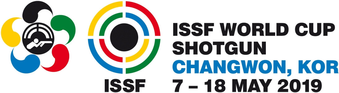 Cormenier en route to a second consecutive ISSF World Cup women's trap title