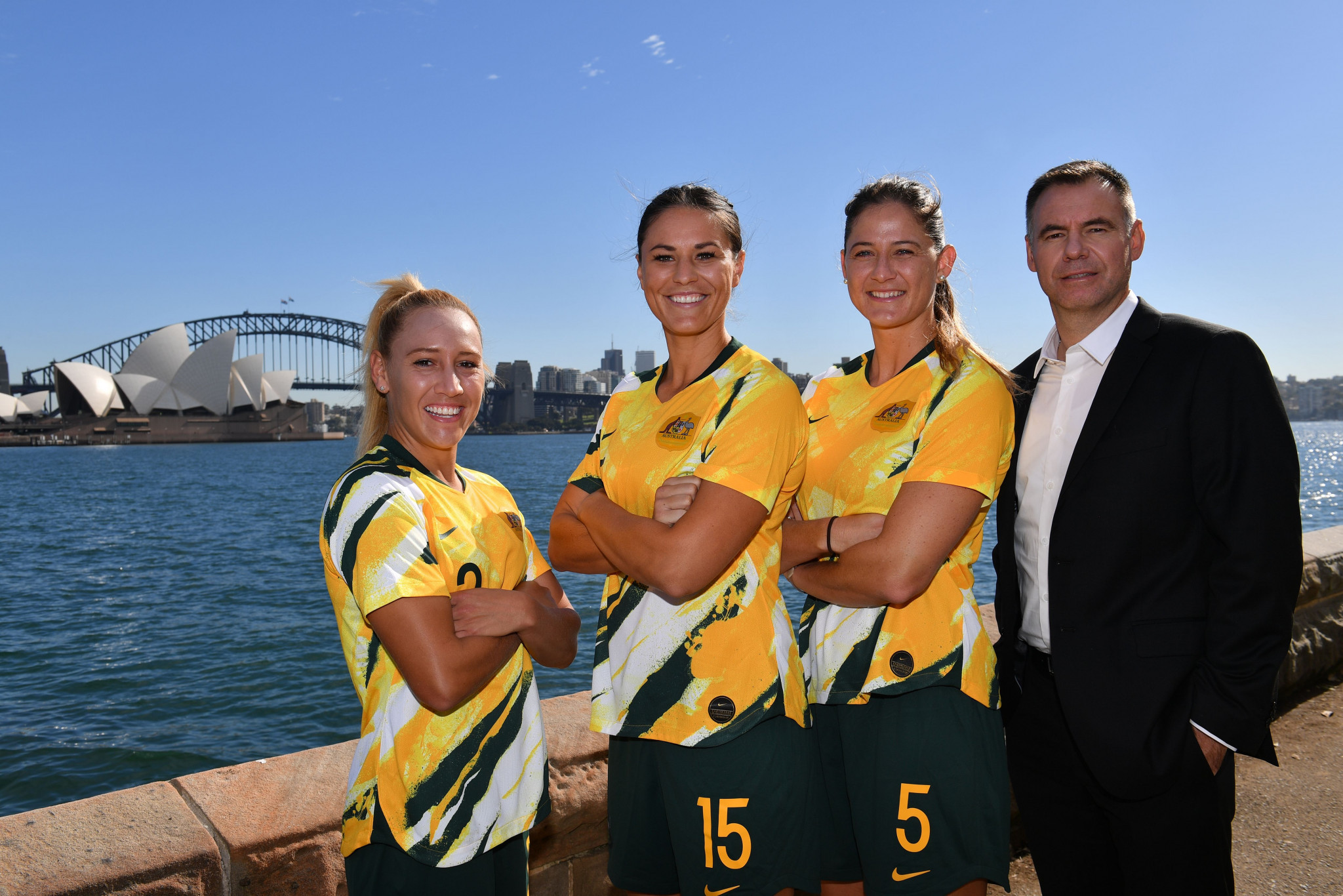 Milicic confirmed as coach of Australia women's football team for Tokyo 2020 qualification campaign