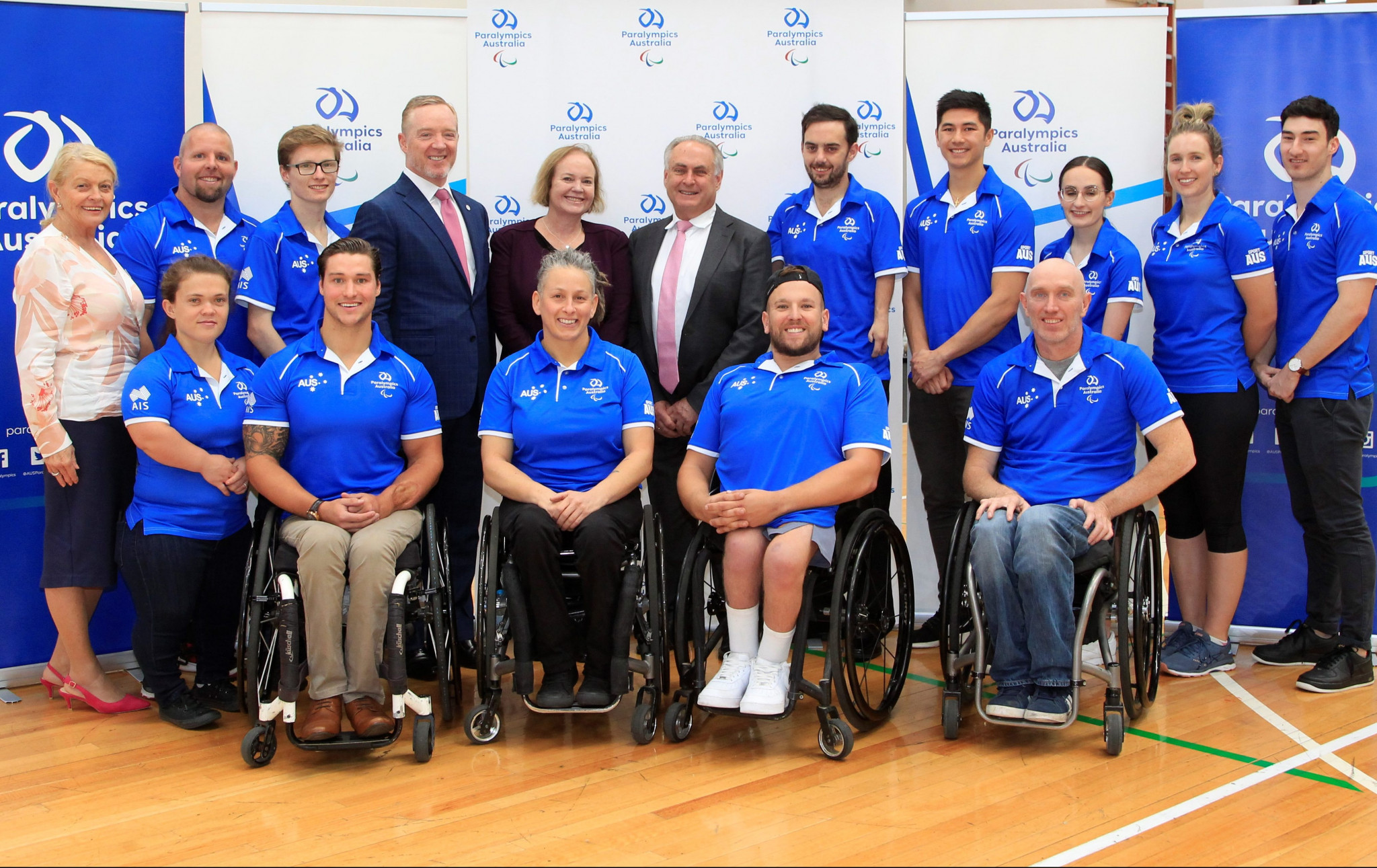 Australia's Labor Party, seeking election on Saturday, has announced a commitment to Para athletics of AUSD$6million if it is successful ©paralympic.org.au