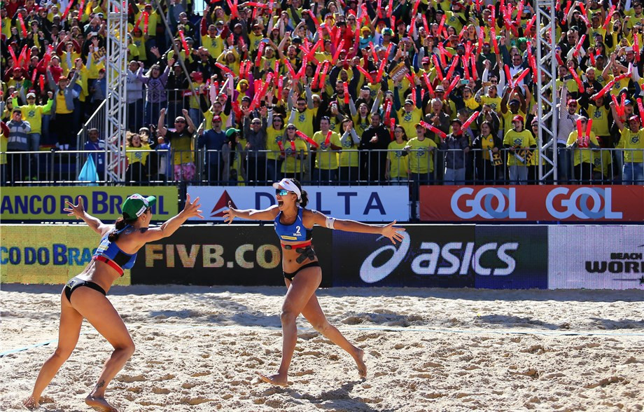 The FIVB Beach Volleyball World Tour is set to return to Itapema for the second straight season with the Brazilian coastal city ready to host the sport's men's and women's elite at Meia Praia Beach ©FIVB