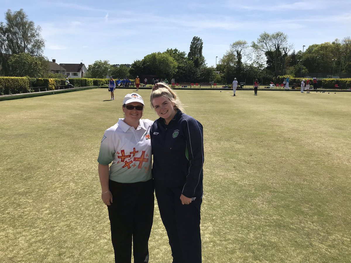 Guernsey's Beere tops women's section one standings at World Bowls Atlantic Championships