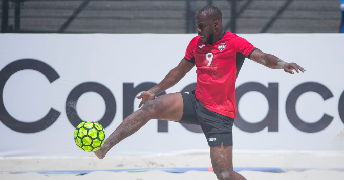 Panama and Trinidad and Tobago through to quarter-finals at CONCACAF Beach Soccer Championship