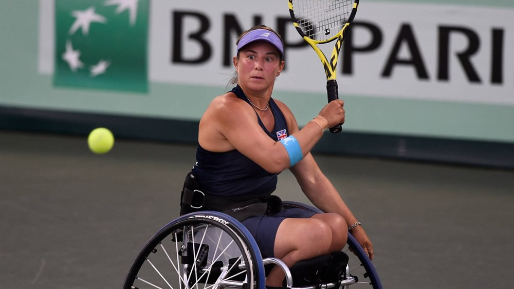 Shuker and Whiley beat China at ITF Wheelchair Tennis World Team Cup