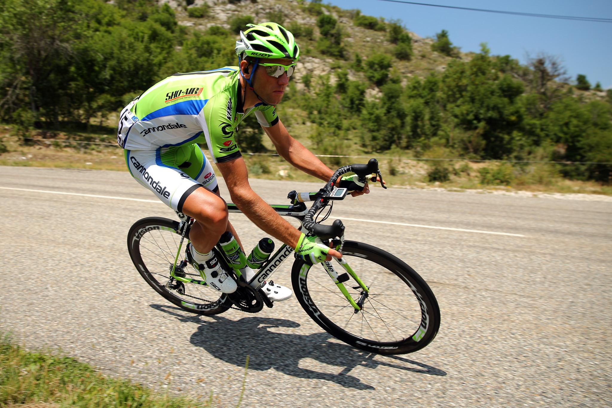 Slovenia's Kristijan Koren is under investigation for the