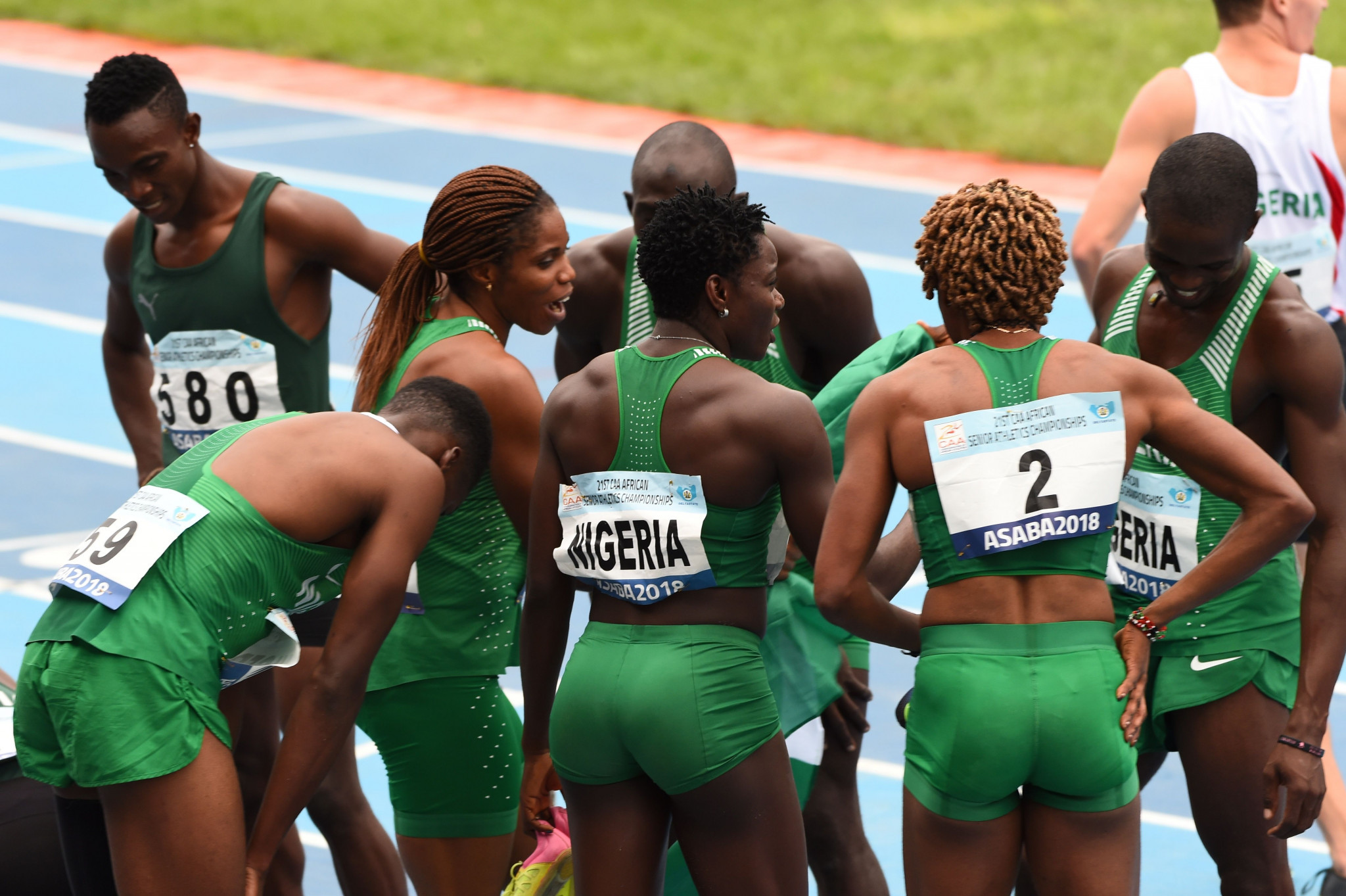 Athletics Federation of Nigeria given two-week deadline to repay outstanding debt to IAAF or face sanctions