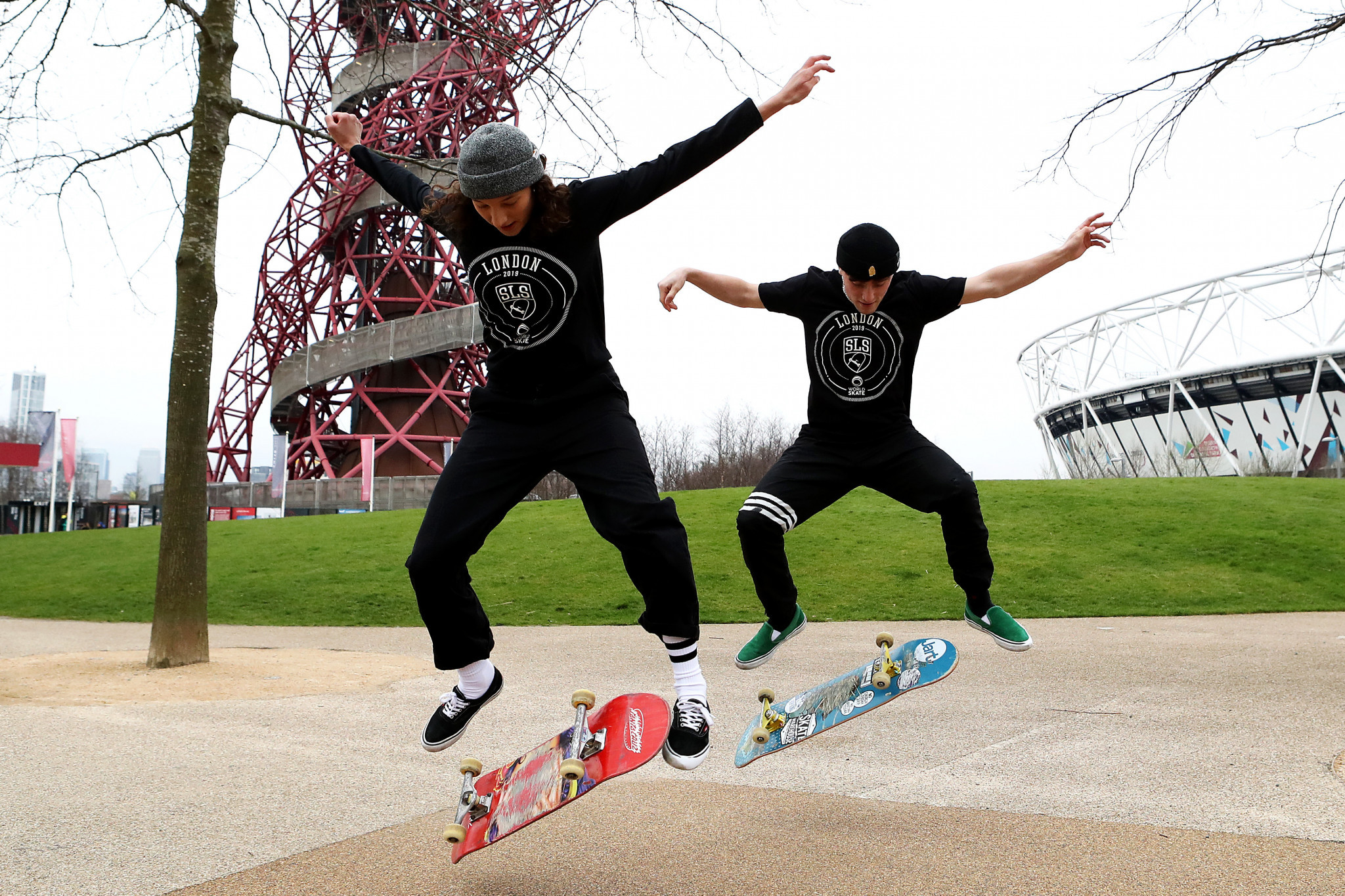 Skateboarding is set to make its debut on the Olympic programme at Tokyo 2020 ©Getty Images
