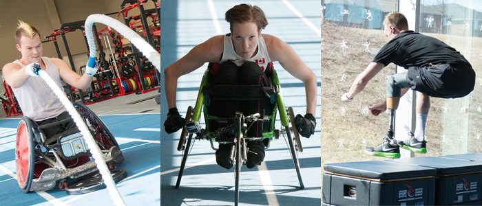 Programme launched to identify next generation of Canadian Paralympic athletes