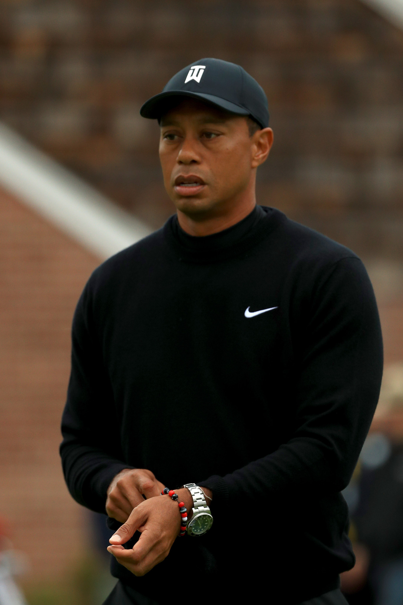 Tiger Woods said he would definitely like to play at Tokyo 2020 ©Getty Images