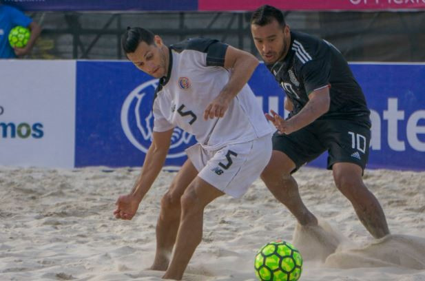 Hosts Mexico earn quarter-final place at CONCACAF Beach Soccer Championship