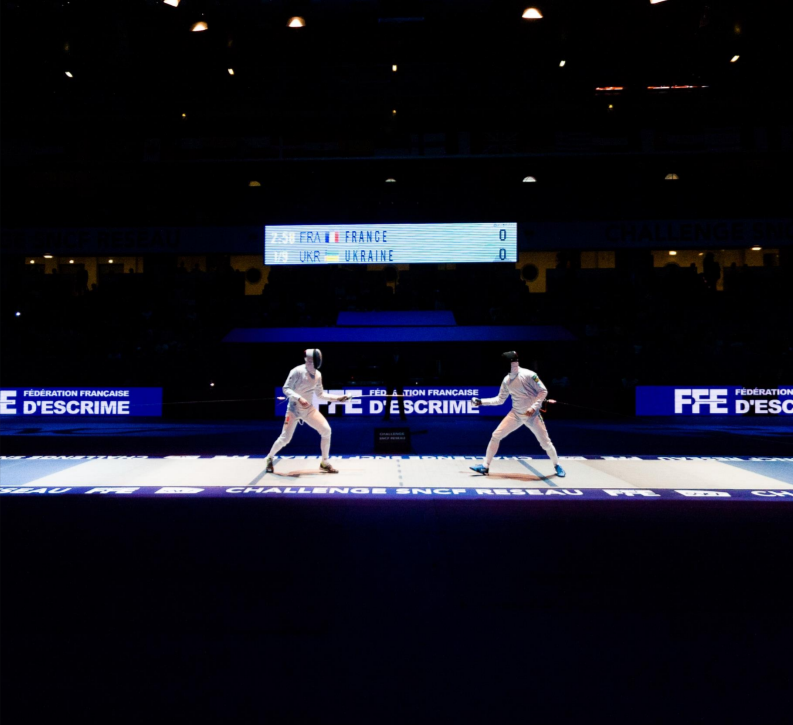 FIE Men's Épée World Cup set to begin in Paris